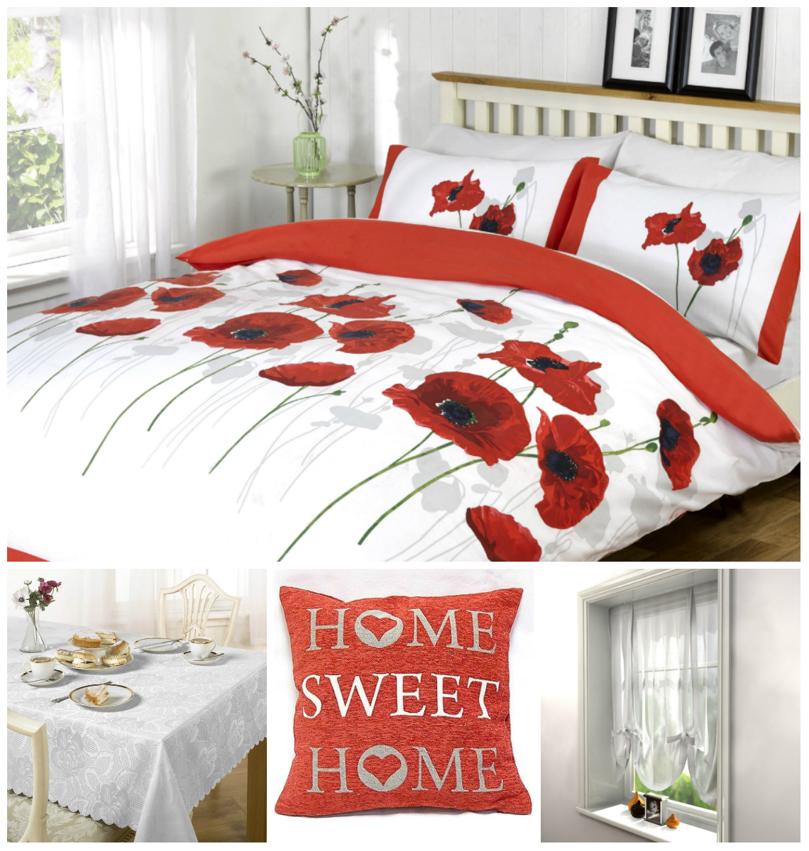We stock all the bedding and textiles you need for a beautiful home.